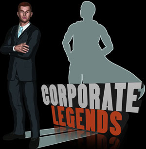 Corporate Legends - Your Culture Weapon